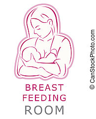breastfeeding, kamer