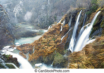 Plitvice Lakes National Park - Breathtaking view in the ...