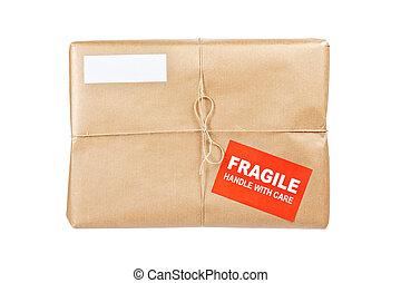 breekbaar pakket