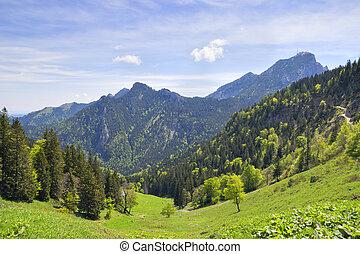 Breitenstein Bavaria Alps