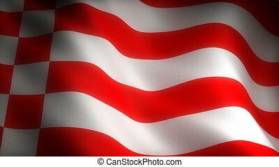 bremen, drapeau
