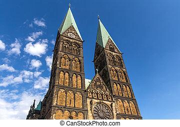 bremen germany historic church