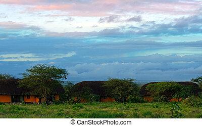 brengen onder, samburu
