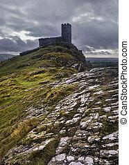 Brentor Church Dartmoor in Devon Uk - Brentor Church ...