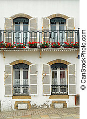 bretone, casa