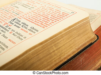 breviary - Book of Catholic Church liturgy