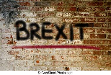 brexit, 개념