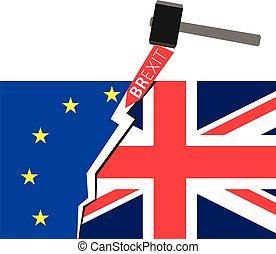Brexit Great Britain leaving EU