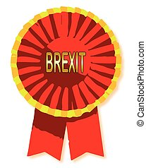 Brexit Isolated Rosette