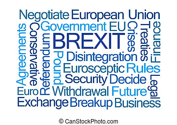 Brexit Word Cloud