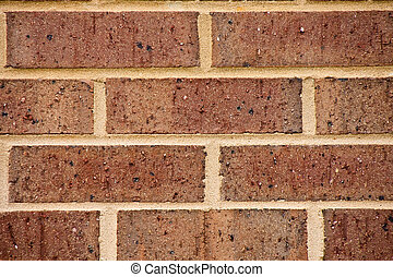 Brick and Mortar Wall For Background