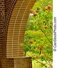 Brick arch 7