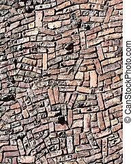 brick background pattern