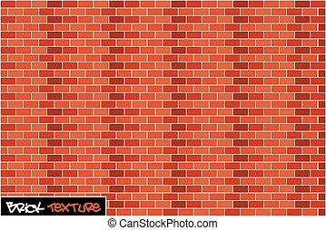 Brick Background Texture