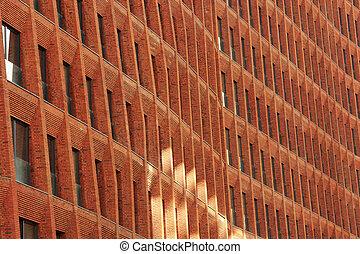brick facade design
