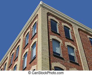 Brick History