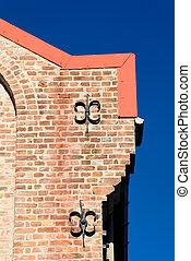 Brick House Detail