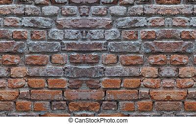 brick pattern texture gray background