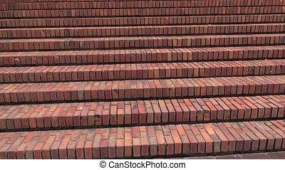 Brick Stairs, Steps, Stairwells, St