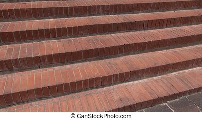 Brick Stairs, Steps, Stairwells, Staircases