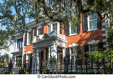 Brick Traditional in Savannah