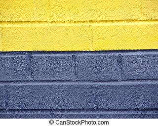 brick wall #3