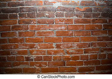 Brick Wall Abstract