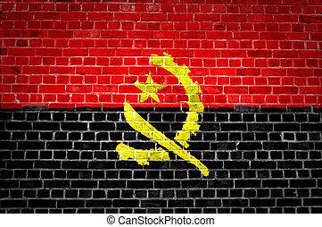Brick Wall Angola