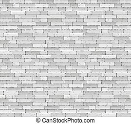 Brick wall background - endless