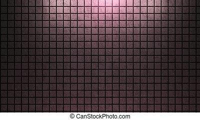 Brick wall background pink