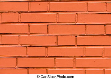 Brick wall. Background.