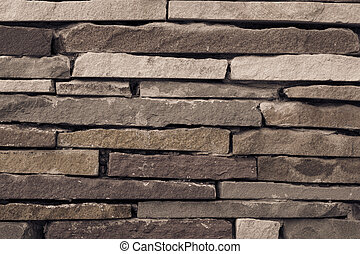 Brick wall old abstract background, Texture background