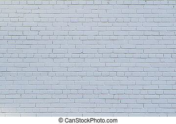 brick wall painted with white paint as a background
