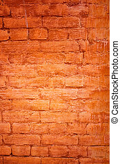 brick wall - perfect grunge background