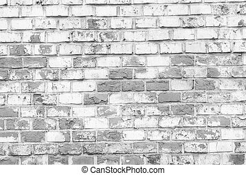 Brick wall - Photo of old brick wall - perfect for...