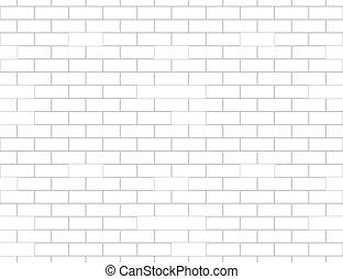 brick wall seamless pattern