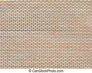 brick wall - close up of a brick wall