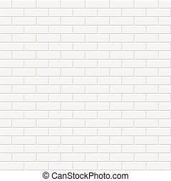 Brick wall texture. Seamless.