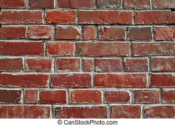Brick wall. Textured background.