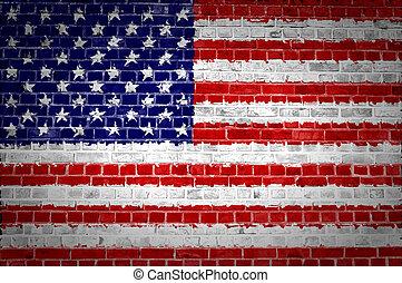 Brick Wall United States