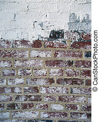 Brick White Wall 1