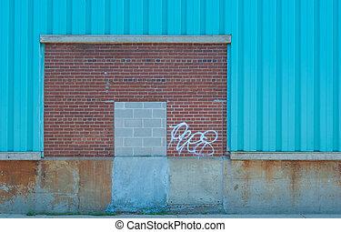 Bricked Doorway