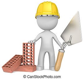 bricklayer.