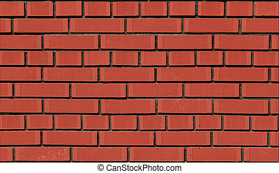 Bricks 4 - Brick wall texture background
