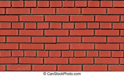 Bricks 4 - Brick wall texture background