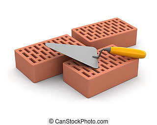 Bricks and Trowel