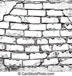 Bricks Damaged