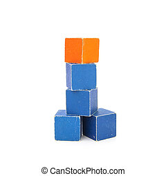 Bricks tower