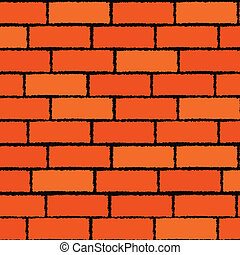 Brickwall - Background with bricks