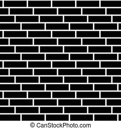 Brickwall / stone wall repeatable pattern with irregular ...